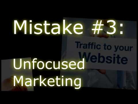 Law Firm Marketing – Common Mistakes in Law Firm Marketing