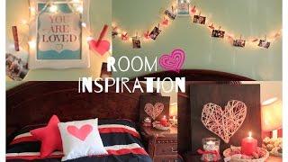 DIY - Decora Tu Cuarto / Room Inspiration: San Valentin