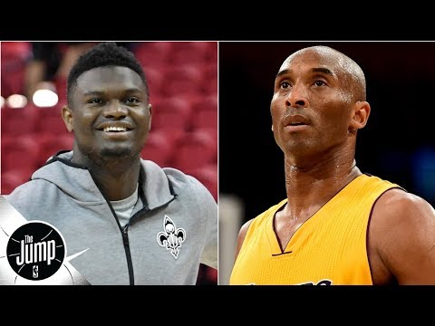 Video: Zion Williamson says he wants to be a one-team player like Kobe Bryant | The Jump