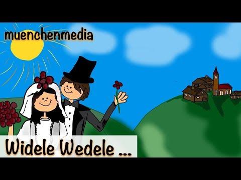 Kinderlieder deutsch - Widele wedele - Kinderlieder zum Mitsingen | muenchenmedia