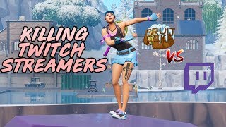 KILLING TWITCH STREAMERS IN POP UP CUPS!!