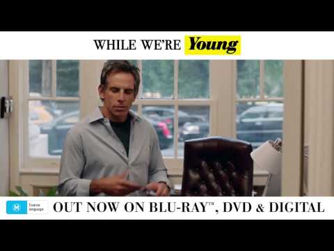 While We're Young - Out now on Blu-ray, DVD & Digital
