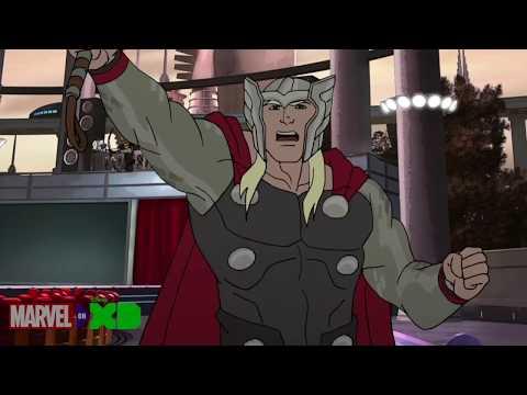 Marvel's Avengers Assemble 4.01 (Clip)