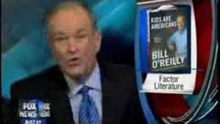 BILL O REILLY gets his ass kicked by a KID....AGAIN!