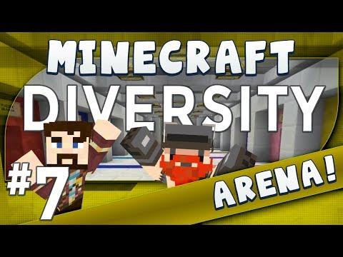 Minecraft Diversity #7 Gladiatorial Combat (Arena)