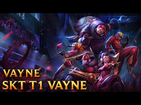 SKT T1 Vayne