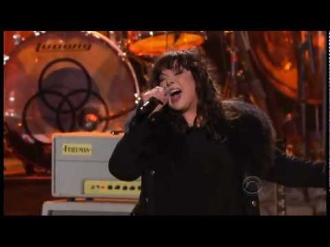 Led Zeppelin – The 35th Annual Kennedy Center Honors 2012