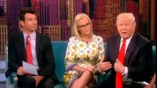 Video Donald Trump talks on a TV show MP3, 3GP, MP4, WEBM, AVI, FLV Maret 2019