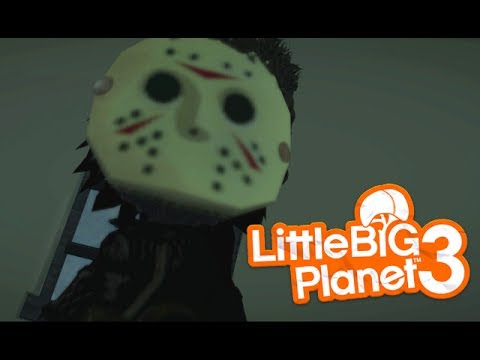 LittleBIGPlanet 3 - Friday the 13th [Playstation 4]