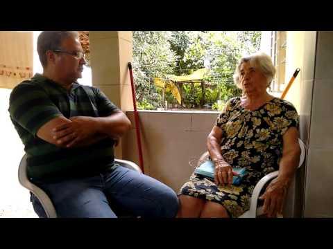 Video 01 : Entrevista com Dona Albertina
