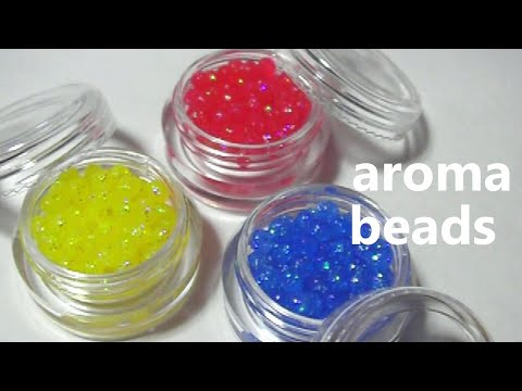 Kutsuwa - Scented aroma beads (Air fragrance) kit