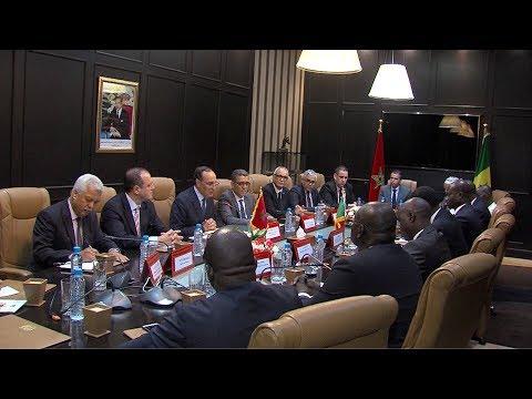 وزير خارجية السينغال يؤكد دعم بلاده المطلق للوحدة الترابية للمملكة خلال استقباله بمجلس النواب