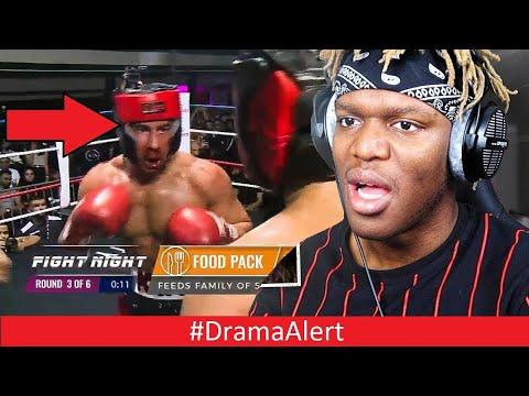 KSI responds to Fousey getting DESTROYED! #DramaAlert Ninja ROAST Twitch CEO!
