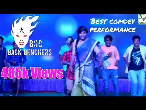 Video Best comedy dance performance in telugu by Vinod group in |vijetha's samskruthi Event|(2016-2017) download in MP3, 3GP, MP4, WEBM, AVI, FLV January 2017