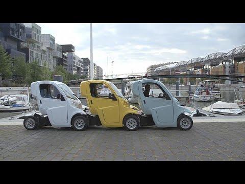 Τα αυτοκίνητα του μέλλοντος έρχονται στην Ευρώπη!