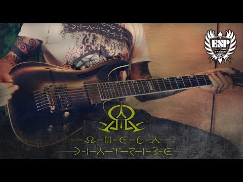 OMEGA DIATRIBE - Extrinsic (Guitar Playthrough)