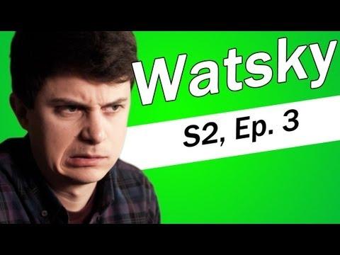 Watsky's Releasing An Album S2, Ep. 3 of 6 - Concave Chest (видео)