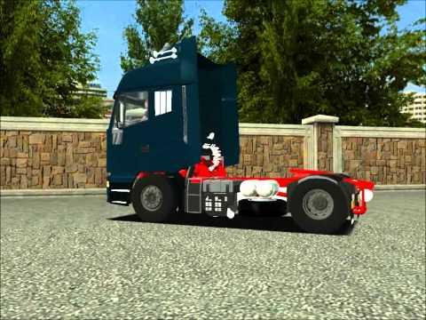 Iveco eurostar ETS per autisti in prova:  ecco qua il camion per autisti in prova per ets