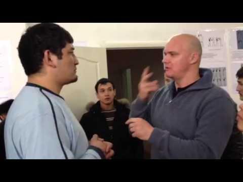 Интервью глухонемого казахстанского борца Кайратхана Шонку