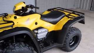 1. Used 2006 Honda Foreman 500 For Sale - Chattanooga TN GA AL / Used ATV Four Wheelers