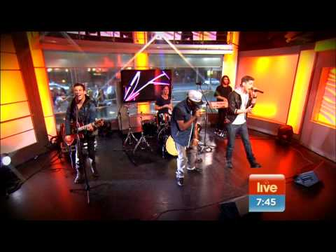 MKTO 'THANK YOU' LIVE AND EXCULSIVE ON SUNRISE