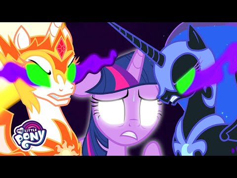 My Little Pony   Twilight Sparkle's Greatest Fear  (The Beginning of the End)   MLP: FiM