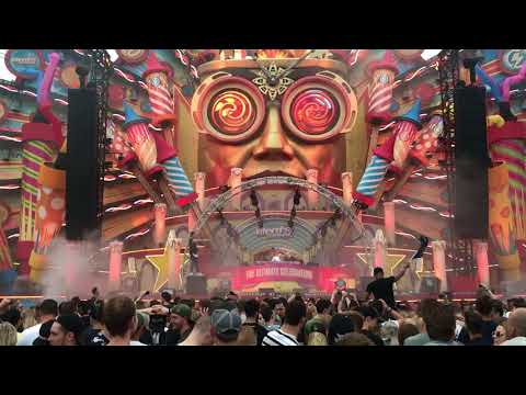 Phuture Noize & B-Front - The Solution [Intents Festival 2018]