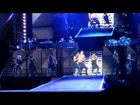 Justin Bieber en Argentina Córdoba Z festival, As Long As You Love Me! Video 7.
