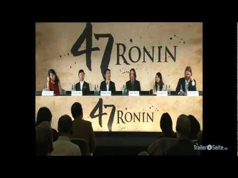 0 Update!  Keanu Reeves talks 47 Ronin