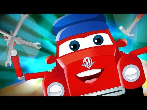 Super Car Royce Cartoons Stories For Babies Kids Channel