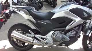 7. 2012 Honda NC700X DCT ABS