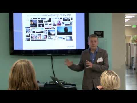 "Mischa Hedges, ""Storytelling for Sustainable Brands"" - Sustainable Enterprise Conference 2013"