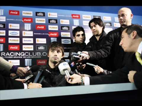 Claudio Yacob en conferencia de prensa (Agosto 2011)
