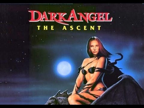 DARK ANGEL : THE ASCENT ( 1994 Angela Featherstone ) Horror B-Movie Review