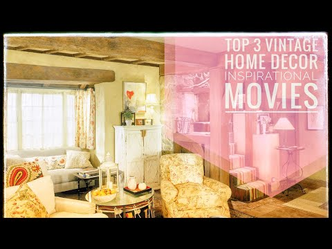 Video Top 3 Vintage Home Decor Inspirational Movies - Mama Mondays download in MP3, 3GP, MP4, WEBM, AVI, FLV January 2017