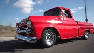 Hot Rod Week To Wicked - STA-BIL Apache Fleetside - Full Episode by Motor Trend
