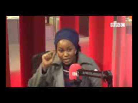 BBC HAUSA INTERVIEW WITH   ALI NUHU AND HADIZA GAB