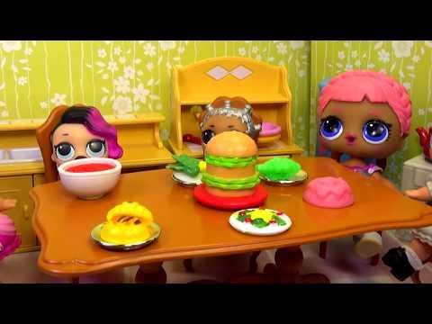 Кукла сюрприз в шарике LOL отзывы, где купить оригинал
