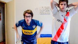 Nonton River 0 Boca 1   Torneo Argentino 2015   Reacciones De Amigos Film Subtitle Indonesia Streaming Movie Download