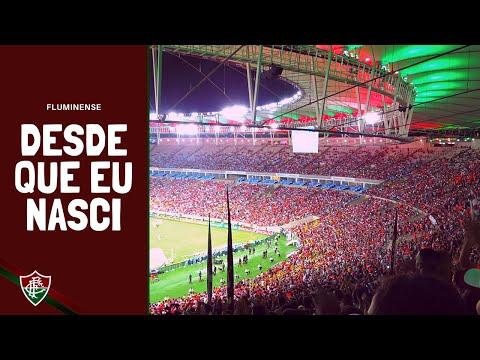 Desde que eu nasci - música torcida do Fluminense [HD] - Movimento Popular Legião Tricolor - Fluminense