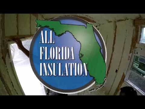 Orlando Spray Foam Insulation