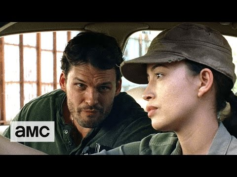 The Walking Dead 7.04 (Clip)