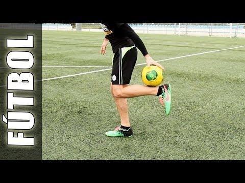 Arco iris tijera - Trucos de futbol