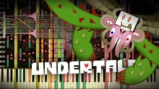 Video Synthesia: Undertale - Finale | 123,000 Notes | Black MIDI MP3, 3GP, MP4, WEBM, AVI, FLV Mei 2018