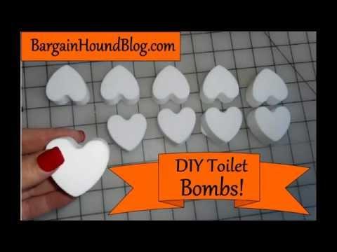 由我開始跟教學DIY做出「廁所炸彈」後,我已經再沒需要刷馬桶了!