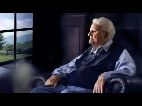 A CRUZ Última mensagem de Billy Graham na TV [Legendado]