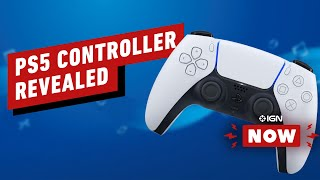 PS5's Controller, the DualSense, Revealed - IGN Now by IGN