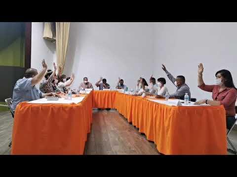 Sesión de Ayuntamiento de Zapotlanejo No. 53 de carácter extraordinario. 11 de septiembre de 2020
