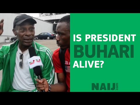 Is Nigerian President Buhari alive? | Legit TV