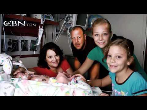 Mother's Prayer Proves Doctors Wrong – cbn.com